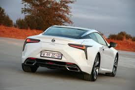 used lexus for sale in pretoria beauty is more than skin deep in lexus lc500 iol motoring