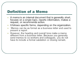 internal memo examples business memo purpose of writer needs of reader memos solve