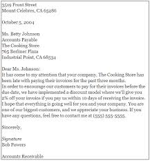 Business Letter Return Address bussiness letter okhtablog