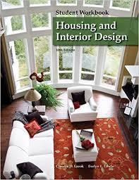 Amazoncom Housing And Interior Design Workbook - Housing interior design