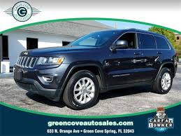 green jeep grand cherokee used 2015 jeep grand cherokee for sale green cove springs fl