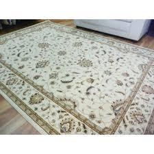 Verona Rugs Cream Persian Design Floor Rugs Online Free Shipping Australia