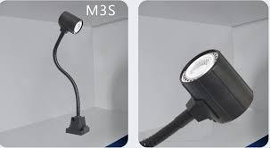 led gooseneck machine light led gooseneck machine light for machinery equipment m3s view