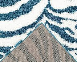 Area Rugs Turquoise Turquoise Shag Zebra Print Rug Animal Print Design Cheap Area