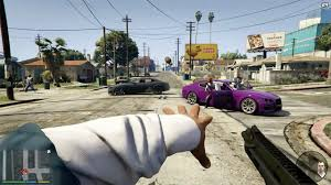 mod gta 5 xbox 360 single player grand theft auto v s vr mod gets first updates of 2017