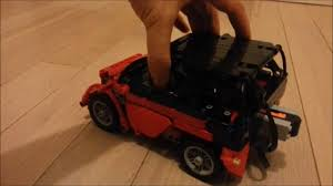 lego honda element moc lego technic smart car youtube