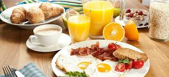 how to set a table for breakfast table setting