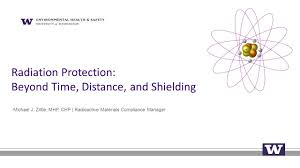 radiation protection beyond time distance and shielding ppt