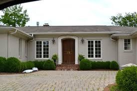 exterior paint for brick homes unbelievable 25 best ideas about