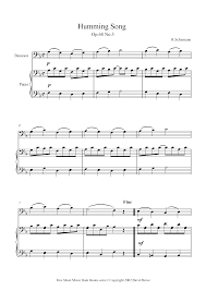 free bassoon sheet music lessons u0026 resources 8notes com
