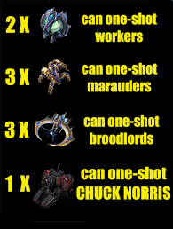 Starcraft 2 Meme - a cyclone meme for the scii folks starcraft