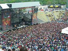 rock on the range wikipedia