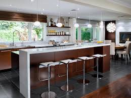 modern kitchen decorating ideas small spaces