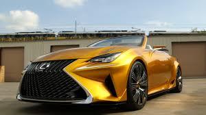 lexus drivers personality lexus concept car fortune