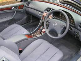 used 2000 mercedes benz clk clk320 elegance for sale in london