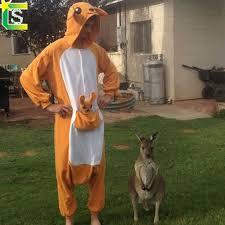 Kangaroo Halloween Costumes Compare Prices Onesie Costume Shopping Buy