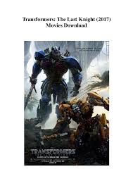 transformers the last knight 2017 full movie fast 6 download