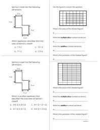 3rd grade common core worksheets for 3 md 5 3 md 6 3 md 7 u0026 3 md