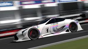 lexus lf fc lexus lf lc gt u201dvision gran turismo u201d unveiled racedepartment
