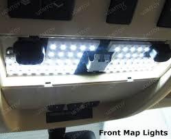 cadillac escalade fog lights 2007 2014 cadillac escalade exact fit led interior light package