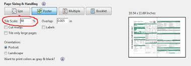 printing an a3 word document on an a4 printer super user