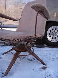 Homecrest Vintage Patio Furniture - rainy creek ranch life vintage homecrest chair for airstream