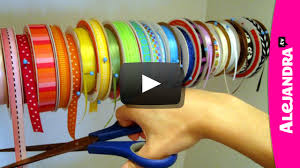 video how to organize craft supplies