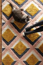What Is A Tufted Rug Hand Tufted Trellis Rug Anthropologie