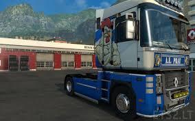 renault trucks magnum renault magnum ae prat skin ets 2 mods