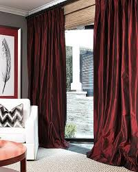 Silk Draperies Ready Made Silk Curtains U2013 The Elegance Of Silk Curtains That Everybody Likes
