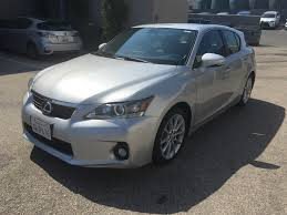 lexus tustin ca lexus ct 200h premium in california for sale used cars on