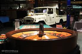 icon 4x4 right up james bond u0027s alley cars u0026 casino icon 4x4 drivingline
