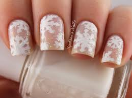 snow flakes very very pretty nails pinterest
