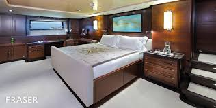Yacht Bedroom by S Y Prana Sailing Yacht For Charter Fraser