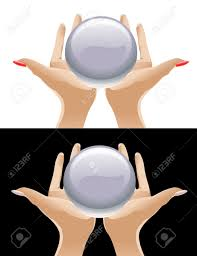 halloween crystal ball with head fortune teller stock photos u0026 pictures royalty free fortune