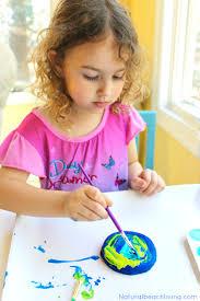 earth day crafts preschoolers love to help make salt dough