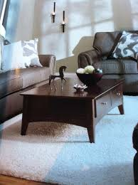 what size coffee table what size coffee table should i use with my sofa redefined designs