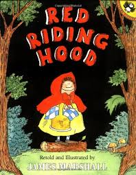 red riding hood retold james marshall james marshall