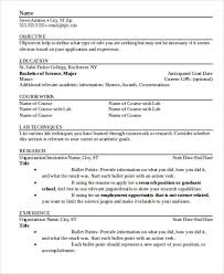 resume format free resume template and professional resume