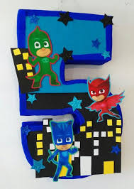 115 pj masks images pj mask birthday party