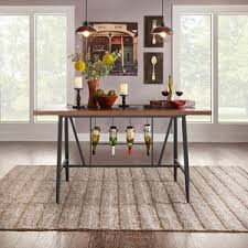 contemporary counter height table homelegance selbyville contemporary counter height table and chair