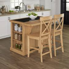 Kitchen Island And Carts by Home Styles Nantucket Maple Kitchen Island With Seating 5055 948g