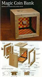 Wood Folding Table Plans Woodwork Projects Amp Tips For The Beginner Pinterest Gardens - wooden coin bank plans woodworking plans and projects