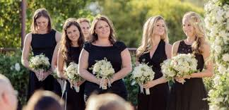 black bridesmaid dresses 15 black bridesmaid dress styles that scream w o w