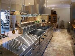 industrial style kitchen remodel cost