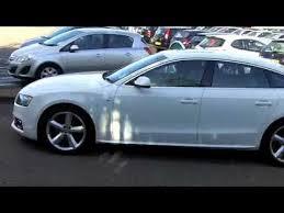 used audi tdi used audi a5 diesel sportback 2011 2 0 tdi quattro s line 5dr