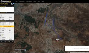 Likely Syrian Missile Targets In Google by Day Of News On The Map October 23 2016 Map Of Syrian Civil