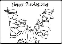 the most amazing preschool thanksgiving coloring pages intended
