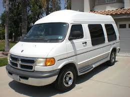 used dodge conversion vans find used 2000 dodge conversion in ontario california united