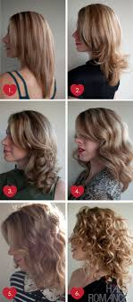 wanded hairstyles how would you like your hair blowdried today hair romance